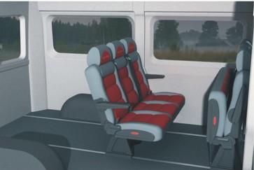 Грузопассажирский микроавтобус Комби Фиат Дукато